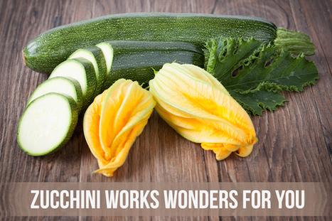 5 Surprising Health Benefits of Zucchini | Health & Wellness | Scoop.it