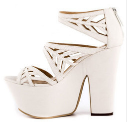 White Shoes for Spring and Summer | Sexy Shoes For Women | Scoop.it