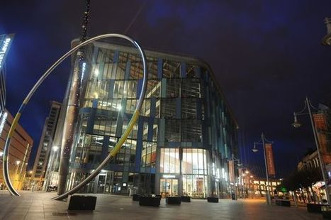Cardiff's central library to go digital with 3D printer | Clic France | Scoop.it