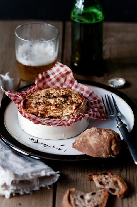 Cook Your Dream: Broiled Camembert | À Catanada na Cozinha Magazine | Scoop.it