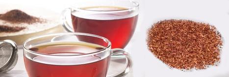 Le Rooibos, le vrai faux thé rouge | Feu Rouge Revolver | Scoop.it