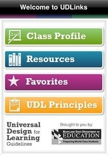 Virtual Learning Network: UDL links and resources | Accessible Computing | Scoop.it