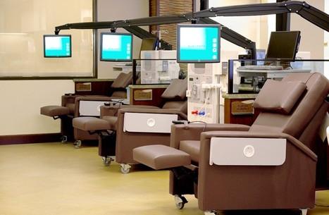 Confort, aromathérapie, cocktails de fruits : les centres de dialyse US changent de look. Et la qualité des soins ? | LDDV84 | Scoop.it