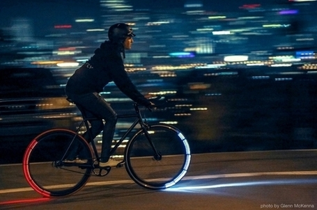 Tron bicycles will soon take over the Mission | #USFCA | Scoop.it