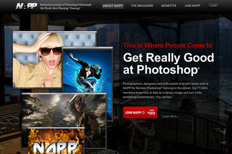 Free and Premium Photoshop Tutorials for Graphic and Web Designers | Artdictive Habits : Sustainable Lifestyle | Scoop.it