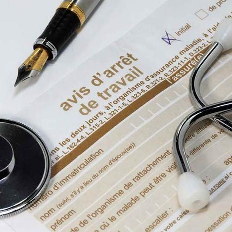 Envoi tardif de votre avis d'arrêt de travail à la caisse de sécurité sociale : que risquez-vous ? | Loi & droit du travail | Scoop.it