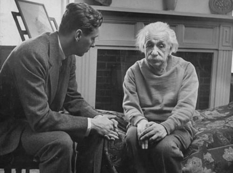 Einstein vu du web : des infos toutes relatives - France Inter | Images fixes et animées - Clemi Montpellier | Scoop.it