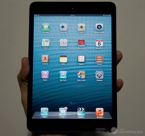 Apple iPad Mini : Test complet | Badjack | Scoop.it