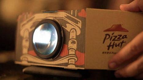 Blockbuster Box, il cartone della pizza diventa proiettore - Wired | ■Marketing Creativo - ADV - Campaign | Scoop.it