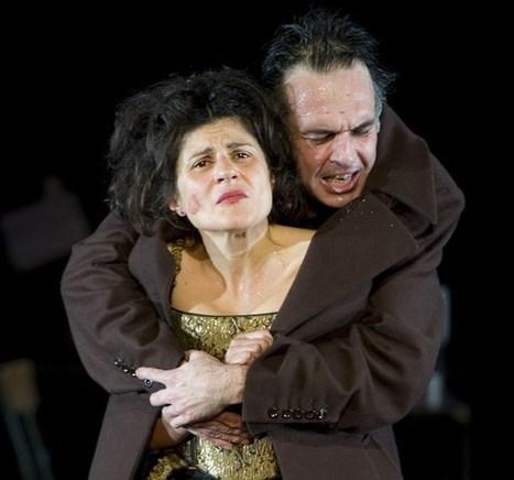 « Le Misanthrope», deMolière (critique), Théâtrenational deBretagne àRennes | Le Misanthrope de Molière, mise en scène de Jean-François Sivadier | Scoop.it