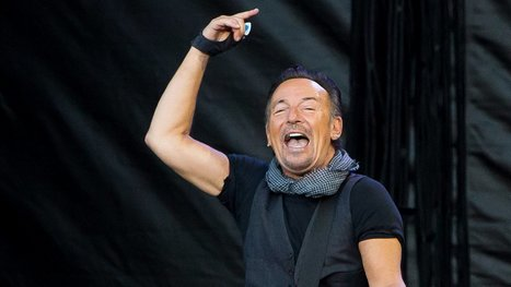 Bruce Springsteen - Born To Be Bruce - L'Echo   Bruce Springsteen   Scoop.it