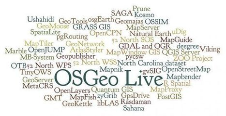 El mejor software geoespacial sin necesidad de instalaciones: OSGeo-Live y Portable GIS | Inteligencia Geoespacial | Scoop.it