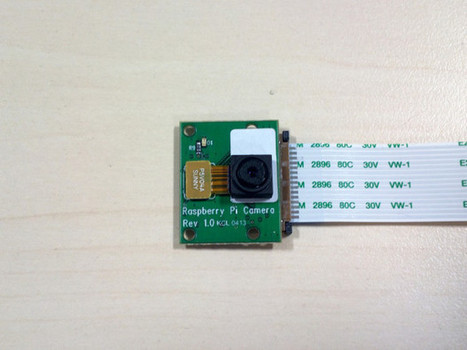 Raspberry Pi to get camera module soon | Foresight Research Irregular | Scoop.it