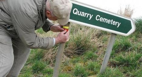 GR Pays de la Bataille de Somme: Ils balisent le long des routes | Nos Racines | Scoop.it