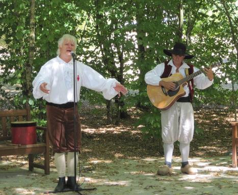 L'Historial de la Vendée : balade musicale avec les frères Martineau | Revue de Web par ClC | Scoop.it