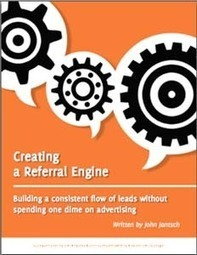 Free eBook: Creating a Referral Engine | An Eye on New Media | Scoop.it