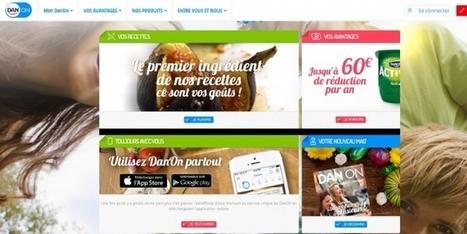 Danone : une DMP pour améliorer l'expérience client   Ma santé et le digital francophone   Scoop.it