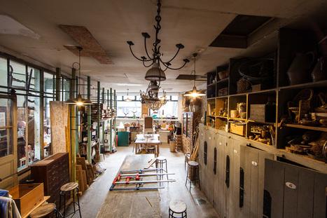 4 Makerspaces pour faire vous même | @L'Etablisienne | Scoop.it