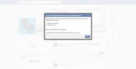 And Facebook starts blocking Bubblews - Bubblews | Mash Folder | Scoop.it