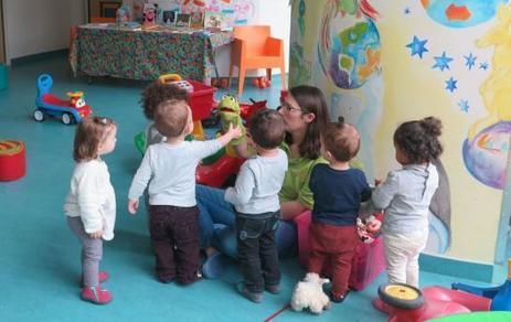 Depuis 10 ans, la crèche de Roissy garde les petits de 5 heures à 22 h 30 | Enfance  Jeunesse | Scoop.it