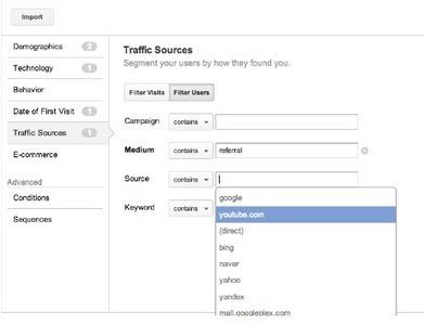 Mejora el remarketing con Google Analytics mediante una actualización de la IU e importación de listas   Marketing de Resultados (Español)   Scoop.it