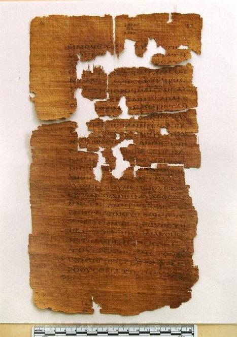 Scholars reveal how they scrambled to authenticate Gospel of Judas | Sciences & Technology | Scoop.it