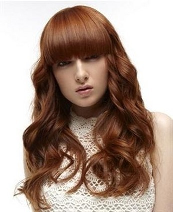Long Haircuts And Hairstyles 2012 | Curly Long Hair | Scoop.it
