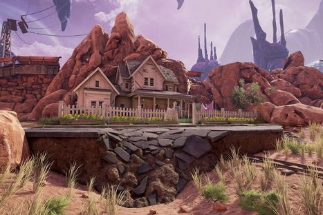 Obduction is a beautiful virtual world that shows the limits of VR | COMPUTATIONAL THINKING and CYBERLEARNING | Scoop.it