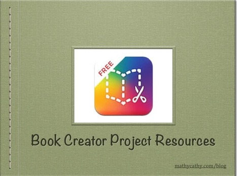 Students Use Book Creator to Author Mathematics: Part 2 | MathyCathy's Blog – Mrs. Cathy Yenca | iPads in the Classroom | Scoop.it