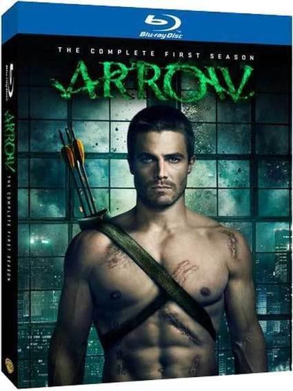 Arrow Season 1 DVD & Blu-Ray Cover And Release Date Revealed! | GreenArrowTV | Arrow  Stephen Amell | Scoop.it