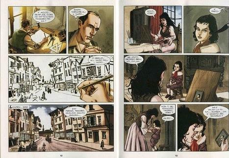Il gioco al ribasso nel Dylan Dog di Pasquale Ruju | DailyComics | Scoop.it