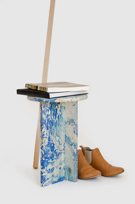 Collection Ecume le swirling par Ferréol Babin | Blog Esprit-Design ... | DecoDesign | Scoop.it