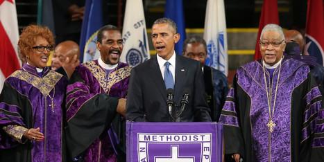 Obama chantera sur le nouveau disque de Coldplay | diversité | Scoop.it