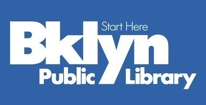 The Brooklyn Public Library's New Logo Has A Misspelling In It - DesignTAXI.com | Corporate Identity | Scoop.it