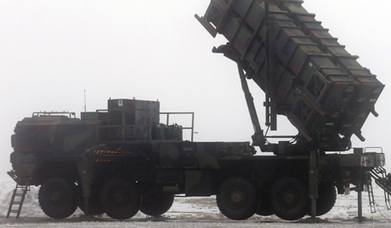 Patriot Missile Systems delivered to Turkey | From Tahrir Square | Scoop.it