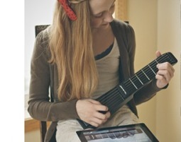 Zivix Announces Wireless iOS Connectivity For The Jamstik MIDI Guitar | TechCrunch | Mobile Terra Firma | Scoop.it