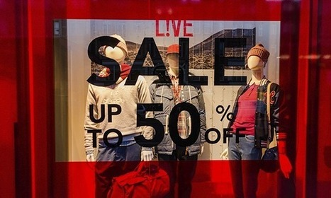 Shop prices fall at fastest pace in seven years in December | #ASMIC | Scoop.it