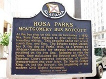 Rosa Parks Library and Museum - On This Very Spot | History PBL | Scoop.it