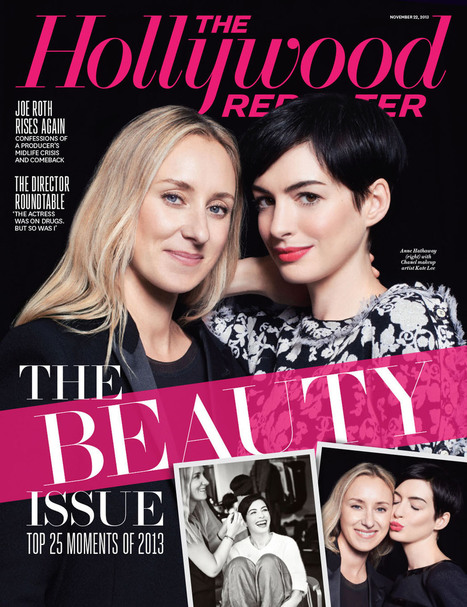 Hollywood Beauty: Anne Hathaway, Olivia Wilde and the Glam Squads Who Make Them Gorgeous | More people leaving you tube to charity tube. More video views & more features | Scoop.it