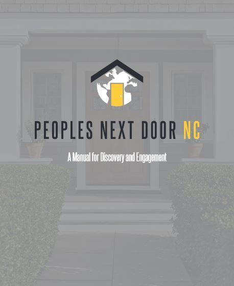 MANUAL: Peoples Next Door North Carolina | CityReaching | Scoop.it