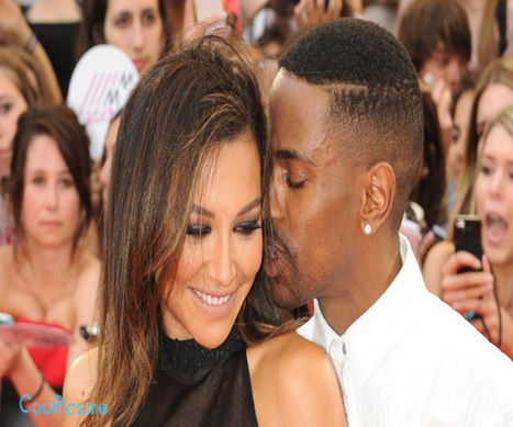 Naya Rivera and Big Sean Are Engaged!   CoolPics.me   HD Funny Love Wallpapers Murals Pictures   Wallpapers   Scoop.it
