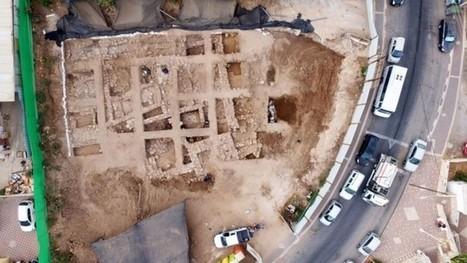 Les ruines de forteresses de 3 400 ans retrouvées à Nahariya | Histoire et Archéologie | Scoop.it