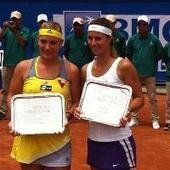 Minella and Babos win Marrakesh doubles | Luxembourg (Europe) | Scoop.it