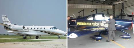 PF indicia 20 pessoas por esquema envolvendo avião de Campos | EVS NOTÍCIAS... | Scoop.it
