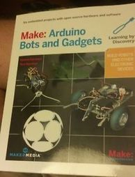 Arduino Bots and Gadgets : Six Embedded Projects with Open Source Hardware... | Raspberry Pi | Scoop.it