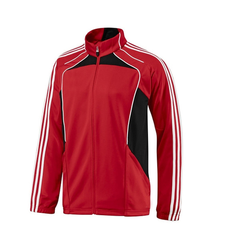Curvy Red Soccer Jacket Manufacture, Wholesaler & Suppliers | Online Sports Clothing | Scoop.it
