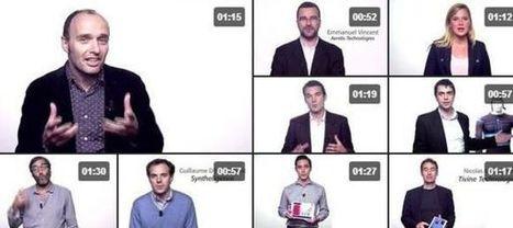 VIDEO. 37 startup pitchent leur projet | PLATO France | Scoop.it