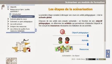 Epédagogie, Web 2.0, formation professionnelle: Un cours en ligne sur les cours en ligne | e-learning | Scoop.it