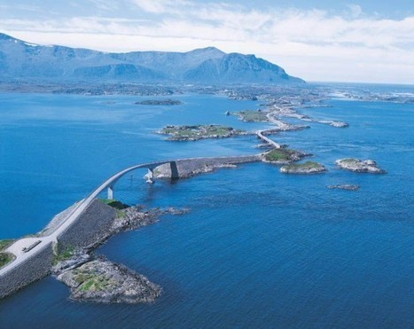 The Atlantic Road – Norway's Amazing Island-Linking Scenic Route | Strange days indeed... | Scoop.it