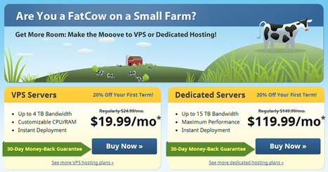 FatCow Review: Hosting Experience, Price Discount, & User Opinion | Promote your business online | Scoop.it